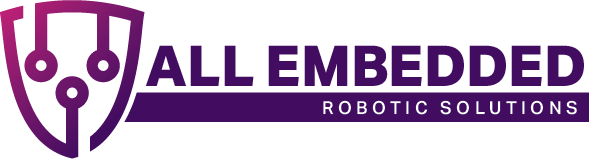 ALL EMBEDDED - ROBOTIC SOLUTIONS Logo